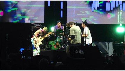 Red Hot Chili Peppers actuen aquest dissabte i diumenge al palau Sant Jordi
