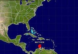 L'huracà 'Matthew' s'eleva a categoria 5 i es converteix en el més potent sobre l'Atlàntic (CENTRO NACIONAL DE HURACANES)