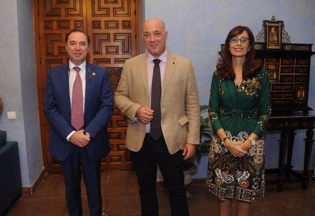 La Diputación de Córdoba y el Colegio de Abogados de Lucena firman un convenio