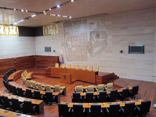 Hemiciclo De La Asamblea De Extremadura