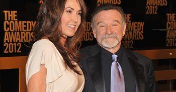 La viuda de Robin Williams relata los últimos días del actor y su...