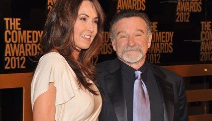 La viuda de Robin Williams relata los últimos días del actor y su enfermedad