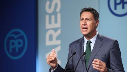 """Albiol (PP): """"Que no triomfin les tesis d'Iceta d'arribar a acords amb independentistes"""""""