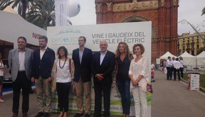 Baiget inaugura a Barcelona la VI edició d'Expoelectric