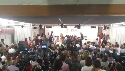 Sánchez es va aixecar per fer la proposta quan la presidenta del Comitè volia que es votés
