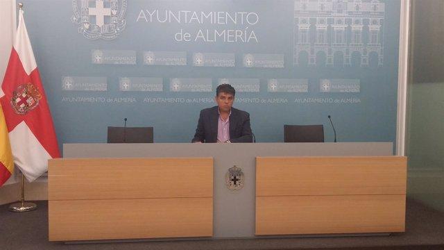 """CIUDADANOS (C's)   Miguel Cazorla: """"No Podemos Consentir Más Retrasos En La Reha"""
