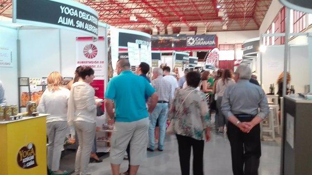Feria General de Muestras en Armilla (Granada)