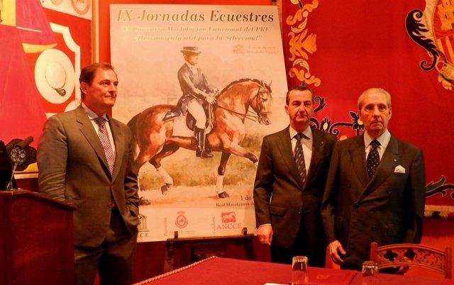Jornadas Ecuestres celebrada en Sevilla