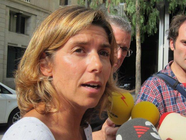 Mercè Homs, concejal del distrito de Ciutat Vella de Barcelona