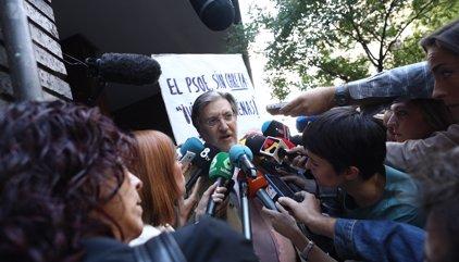 """Pérez Tapias abandona el Comitè Federal i diu que """"el partit està trencat"""""""