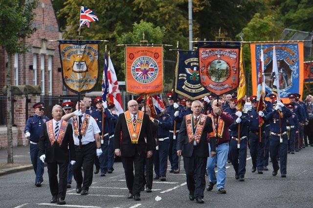 Marcha de la Orden de Orange