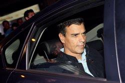 Pedro Sánchez anuncia la seva dimissió apel·lant a què sigui la militància qui decideixi (REUTERS)