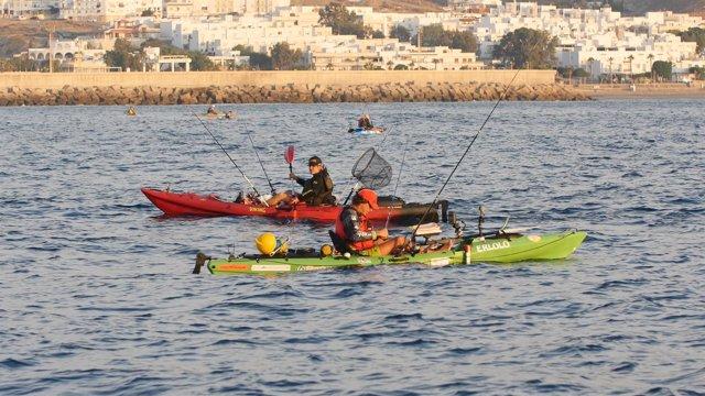 Open de pesca en kayak