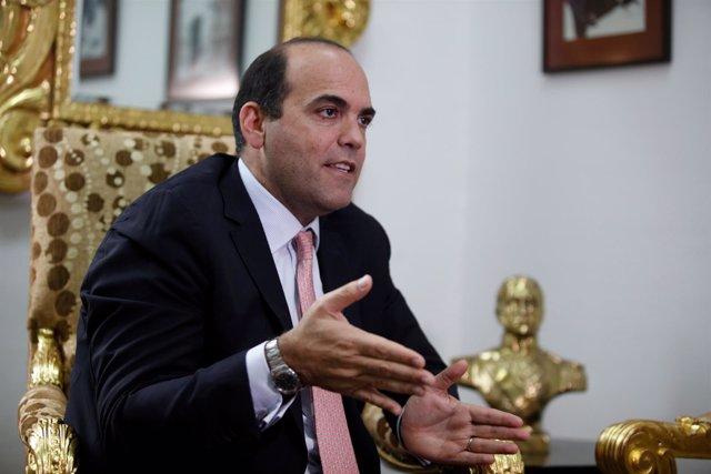 Primer ministro de Perú, Fernando Zavala, en entrevista con Reuters