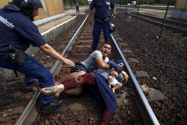 Inmigración en Hungría