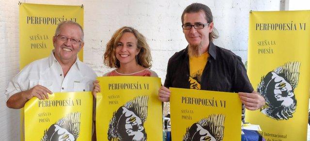 Perfopoesía se celebra la semana próxima en Sevilla