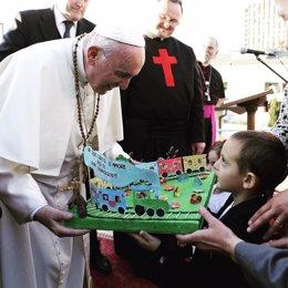 El Papa Francisco en su visita a Georgia y Azerbaiyán
