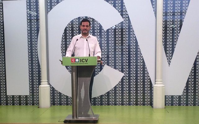 Josep Vendrell, ICV