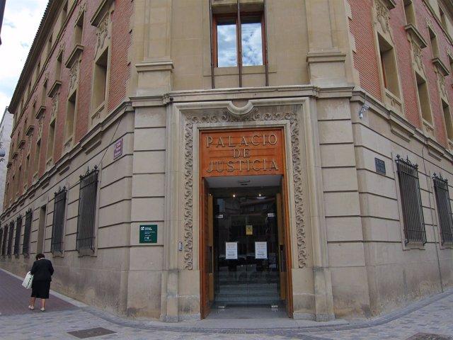 Juzgados Logroño