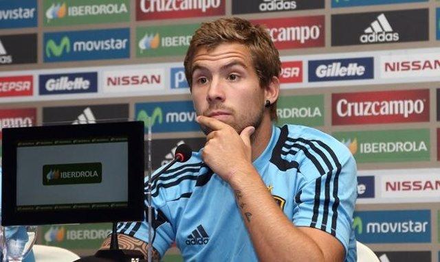 Iñigo Martínez selección Ecuador