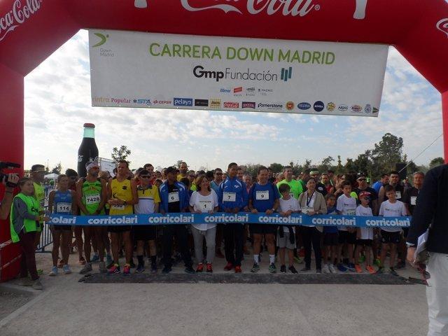 VI Carrera Down Madrid