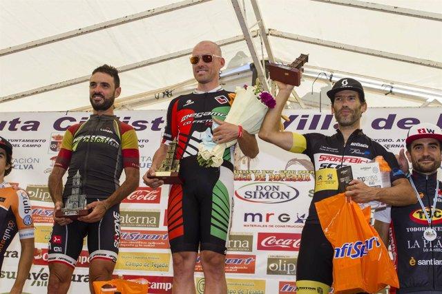 Entrega de premios de la Ruta Ciclista BTT Gran Premio Villa de Paterna