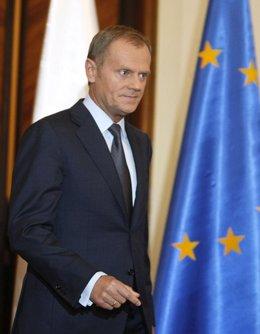 El primer ministro de Polonia, Donald Tusk