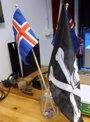 Foto: Cómo el Partido Pirata se ha convertido en la primera opción de Gobierno en Islandia