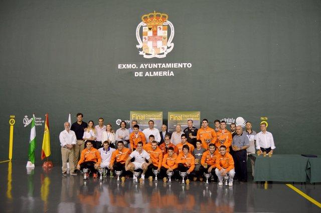 Copa de España de Frontón