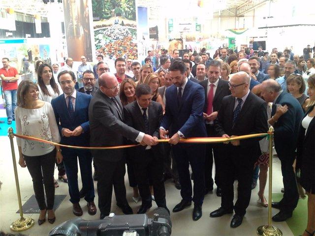 Inauguración de Tierra Adentro 2016