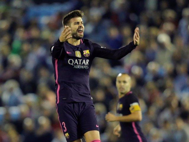 El Barça cae en Balaídos tras soñar con la remontada