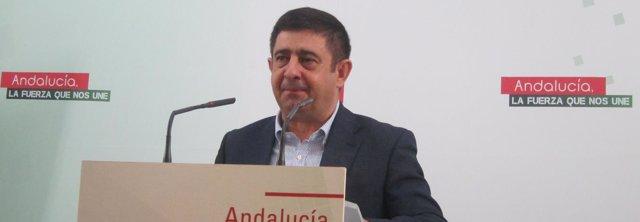 Imagen de archivo del secretario general del PSOE de Jaén, Francisco Reyes