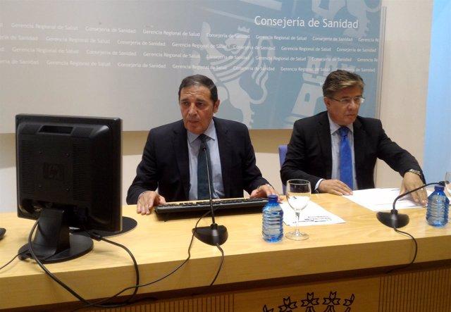Presentación del Portal de Transparencia de Sanidad