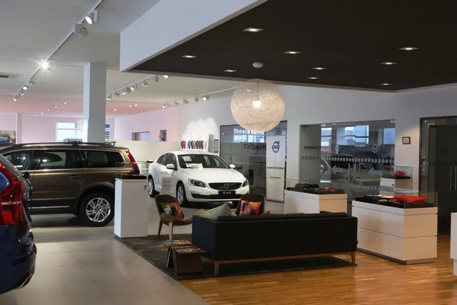 Concesionario de Volvo en Salamanca