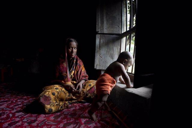 Matrimonio infantil en India/ Plan International