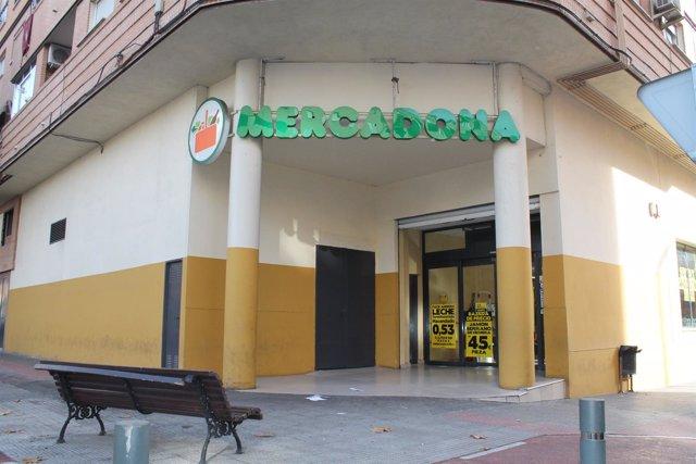 Mercadona, Supermercado