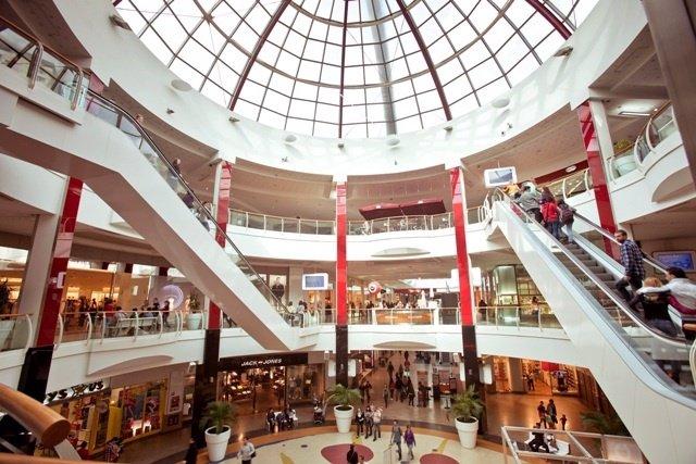 Centro comercial Diagonal Mar