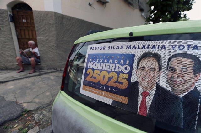 Elecciones municipales Brasil