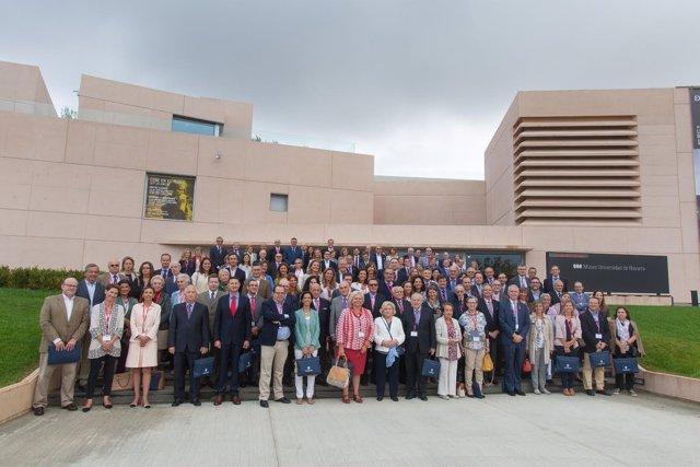 Más de un centenar de delegados de la asociación se reunieron en la sesión