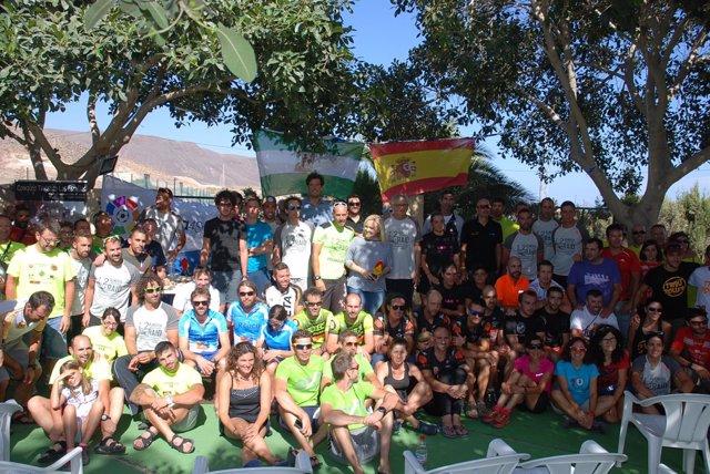 La 'Almería Western Raid' vuelve al calendario de pruebas de orientación.