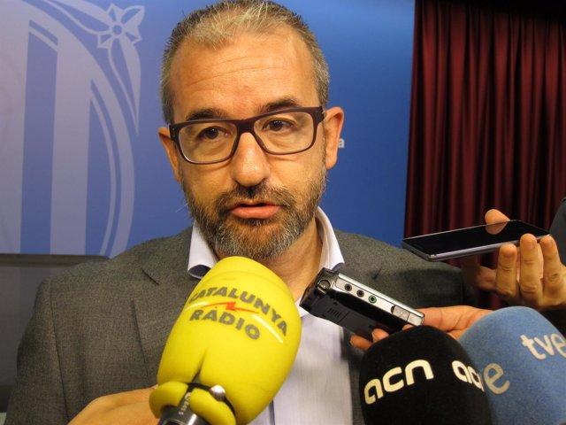 El secretario general de Trabajo, Josep Ginesta