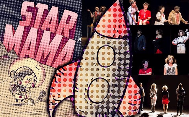Cartel de Star Mama