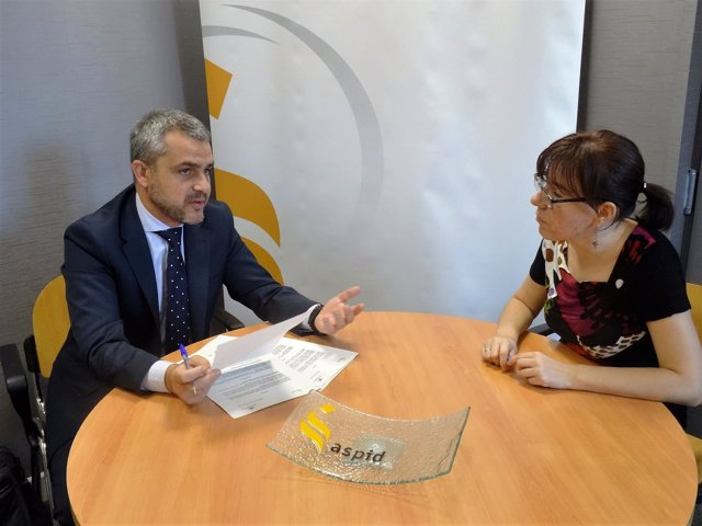 Josep Galve y Bibiana Bendicho