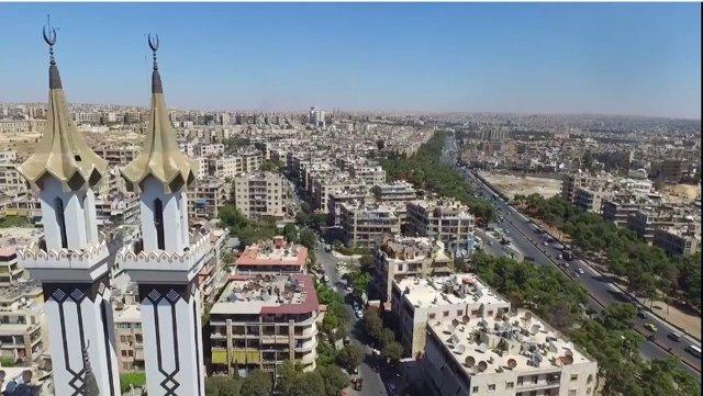 Vídeo turístico de Alepo del Ministerio de Turismo de Siria