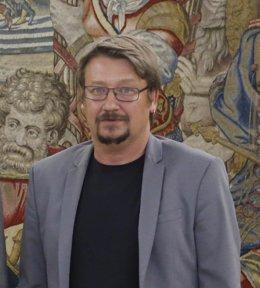 Xavier Domènech, portavoz de En Comú en el Congreso
