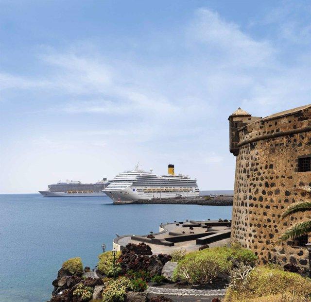 Cruceros en Lanzarote
