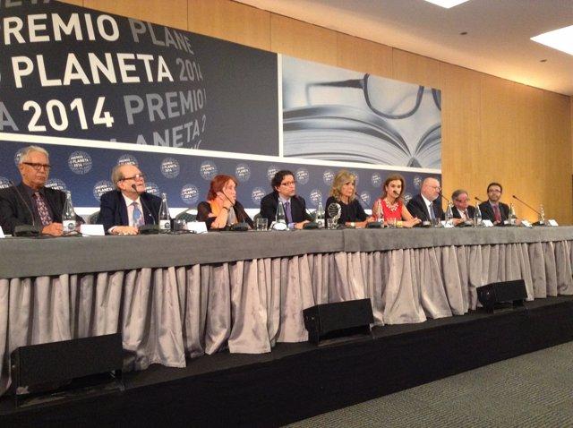 LXIII Premio Planeta de Novela