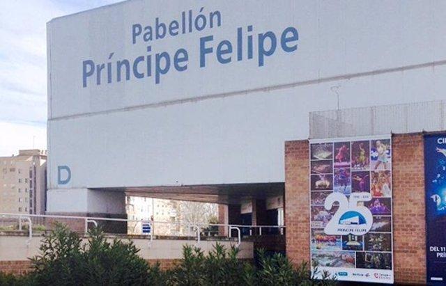 Pabellón Príncipe Felipe
