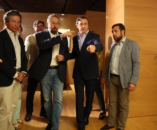 Floriano, Girauta, Hernando y Gutiérrez