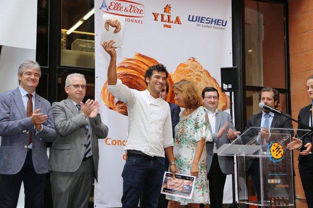 La pastelería Canal de Barcelona gana el Concurso Mejor Croissant Artesano